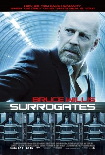 Surrogates (2009) cover