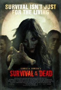 Survival of the Dead (2009) cover