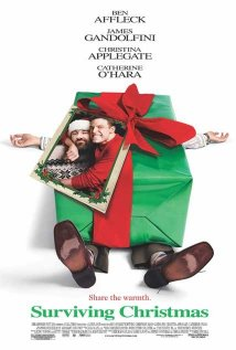 Surviving Christmas (2004) cover