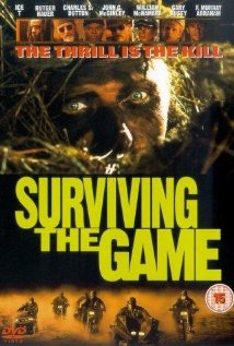Surviving the Game (1994) cover
