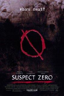 Suspect Zero (2004) cover