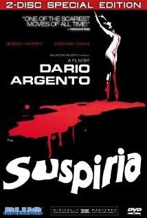 Suspiria (1977) cover