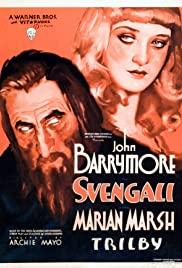 Svengali 1931 poster