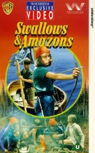 Swallows and Amazons (1974) cover