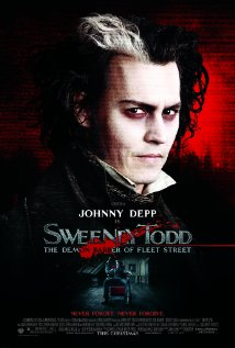 Sweeney Todd: The Demon Barber of Fleet Street (2007) cover