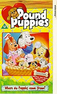 Pound Puppies (1986) cover