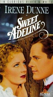 Sweet Adeline (1934) cover
