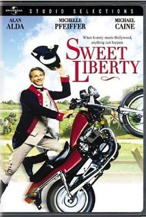 Sweet Liberty (1986) cover