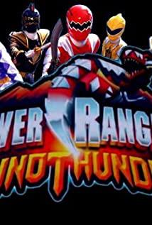 Power Rangers DinoThunder 2004 poster