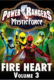 Power Rangers Mystic Force 2006 poster