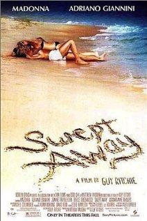 Swept Away 2002 poster