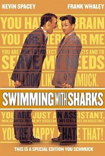 Swimming with Sharks (1994) cover