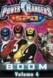 Power Rangers S.P.D. (2005) cover