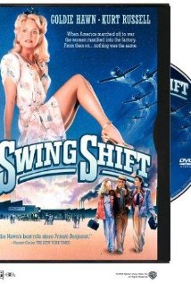 Swing Shift (1984) cover