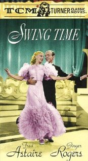 Swing Time (1936) cover
