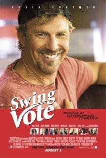 Swing Vote (2008) cover
