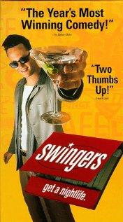 Swingers 1996 poster