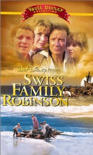 Swiss Family Robinson (1960) cover