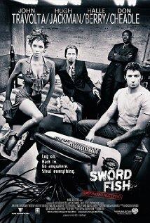 Swordfish (2001) cover