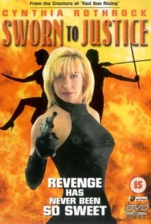 Sworn to Justice (1996) cover