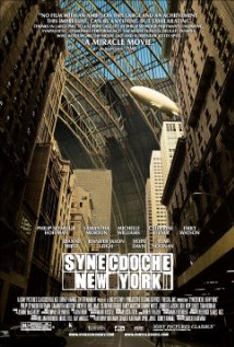Synecdoche, New York 2008 poster