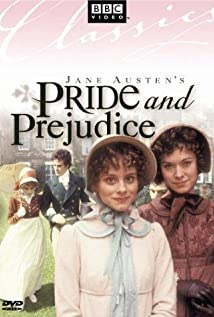 Pride and Prejudice 1980 poster