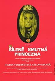 Sílene smutná princezna (1968) cover