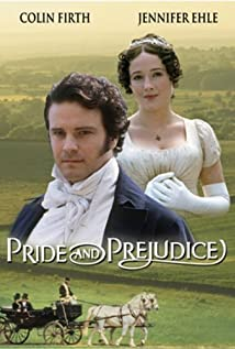 Pride and Prejudice (1995) cover