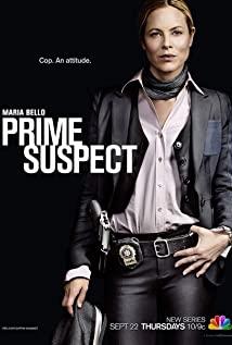 Prime Suspect (2011) cover