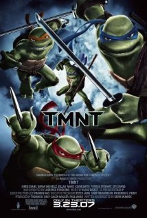 TMNT (2007) cover