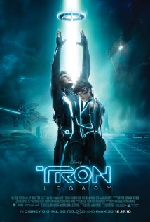 TRON: Legacy (2010) cover