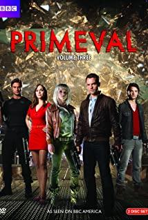 Primeval (2007) cover