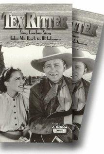 Take Me Back to Oklahoma 1940 poster