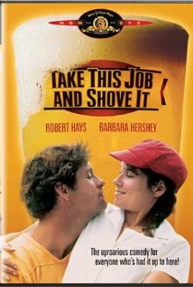 Take This Job and Shove It (1981) cover