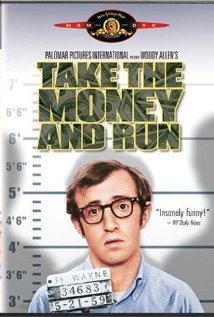 Take the Money and Run (1969) cover
