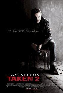 Taken 2 (2012) cover