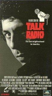 Talk Radio (1988) cover