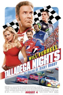 Talladega Nights: The Ballad of Ricky Bobby (2006) cover