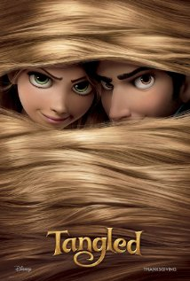 Tangled (2010) cover