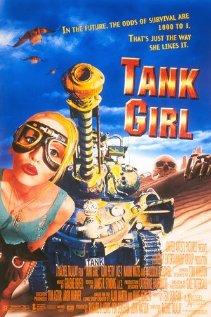 Tank Girl (1995) cover
