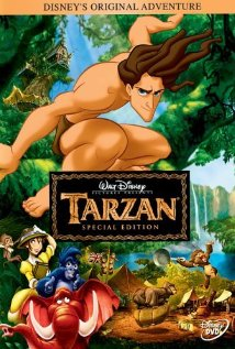 Tarzan 1999 poster