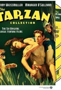 Tarzan Escapes (1936) cover