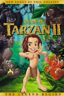 Tarzan II (2005) cover