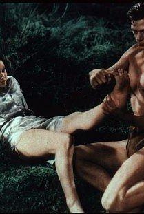 Tarzan the Ape Man (1932) cover