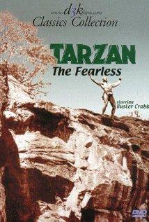 Tarzan the Fearless (1933) cover