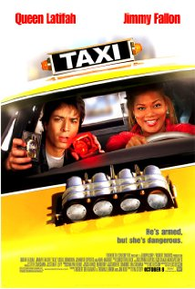Taxi 2004 poster