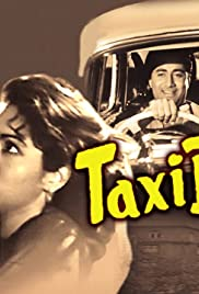 Taxi Driver (1954) cover
