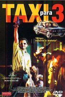 Taxi para tres (2001) cover
