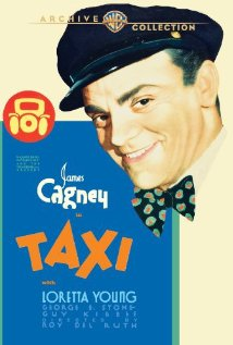 Taxi! (1932) cover
