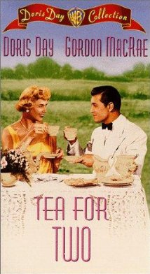 Tea for Two (1950) cover